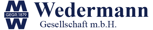 Wedermann Gesellschaft m. b. H - Logo